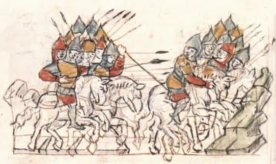 1106 m. Polocko kunigaikščių Vseslavičių žygis į Žiemgalą