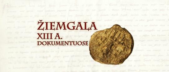 Žiemgala XIII a. dokumentuose