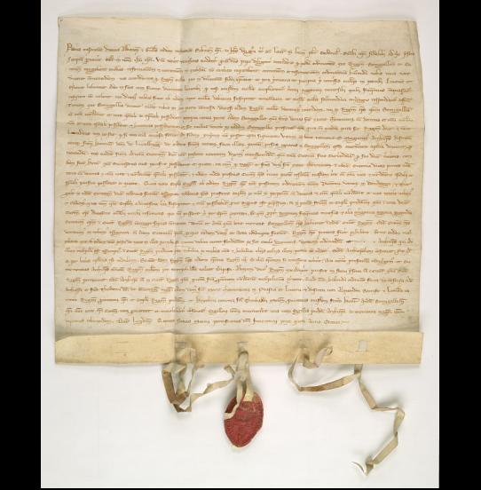 Archiwum Główne Akt Dawnych, Zbiór Dokumentów Pergaminowych, nr 4499