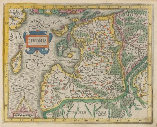 Atlas Minor Gerardi Mercatoris a I. Hondio plurimis aeneis tabulis auctus atque illustratus