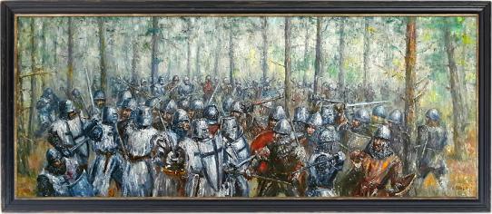 Garuozos šilo mūšis