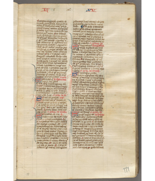 Houghton Library, Harvard University, MS Lat 216