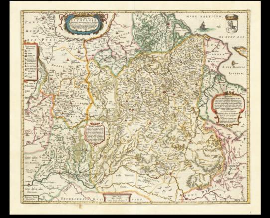 Magni Ducatus Lithuaniae et Regionum Adiacentium exacta Descriptio . . . D.Nicolai Christopheri Radziwi