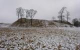 Luponių piliakalnis, Kužių seniūnija, Šiaulių r.