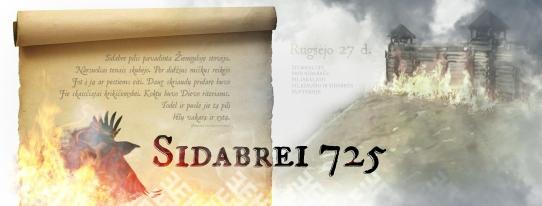 Sidabrei 725