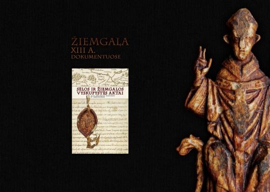 Sėlos ir Žiemgalos vyskupystės aktai. Acta episcopatus Seloniensis et Semigalliensis
