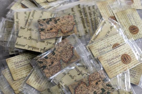 Suvenīrmagnētiņu kolekcija papildināta ar jauniem izstrādājumiem