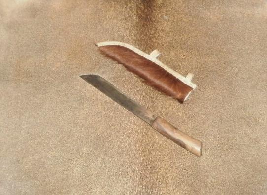Kovos peilis