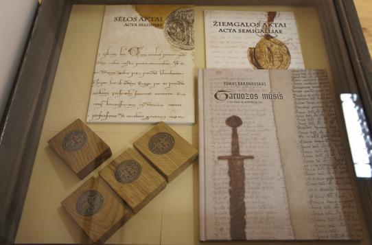 Zemgales vēsturiskā atmiņa XIII gs. dokumenti un Garozas kauja