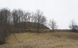 Duobės (Inčėnų) piliakalnis, Vītiņu pagasts, Auces nov.