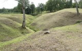 Gyvolių piliakalnis, Viekšnių seniūnija, Mažeikių r.